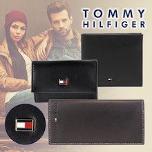 ✨TOMMYが2,799円!見逃し厳禁です!!✨👛TOMMY HILFIGER/トミーヒルフィガー財布・ケース特集👛✨Qoo10最安値に挑戦中!!✨  【国内発送(送料無料)/ギフト対応可】 卸直営価格 財布特集 長財布 二つ折財布