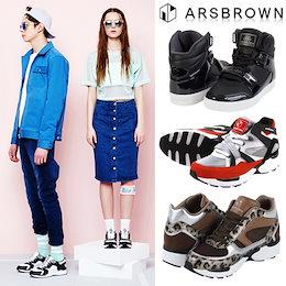 ◆Season Off Super Sale◆[ARSBROWN Shoes][TEEN TOP愛用&スーパージュニア愛用&24k愛用]Newファッショントレンドスニーカー/ランニングシューズスポーツ