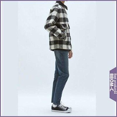 [フ ラック鎮]男性KURZ 912 WSHD(PJOG3KU9125) /スキニージーンズ/ジーンズ/韓国ファッション/