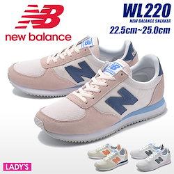 cd556228f2103 NEW BALANCE ニューバランス スニーカー WL220 レディース 靴 ジョギング ランニングシューズ