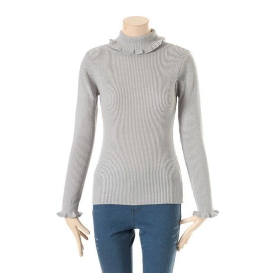 [プラスチックアイランド]ニットPG1KL134 ニット/セーター/ニット/韓国ファッション