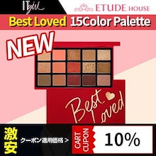 [ETUDE HOUSE] ★新商品★アイシャドウ/ Play Color Palette # Best Loved/アイメイクアップ