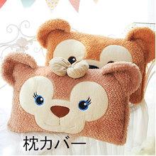 Disney(ディズニー)枕カバー、シェリーメイ枕カバー、ダッフィー枕カバー!ダッフィーグッズ Bear Duffy!shelliemay ステラ・ルー