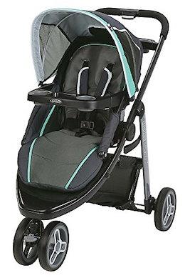 Graco Modes Sport Click Connect Stroller, Basin