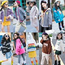 (3件以上の佐川急便発送)冬の新品 韓国ファッション 秋冬適用てパーカー 裏起毛パーカー 子供服 女の子 綿入れの上着 コート ワンピース 上下セット ズボン合集