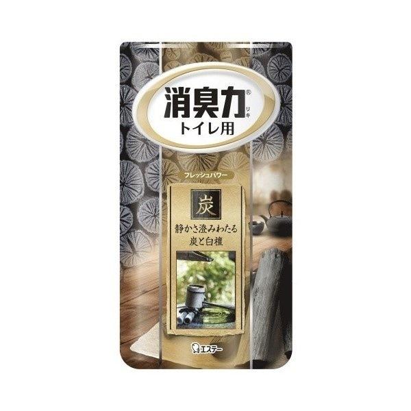 消臭力 トイレ用 炭と白檀の香り 400ml