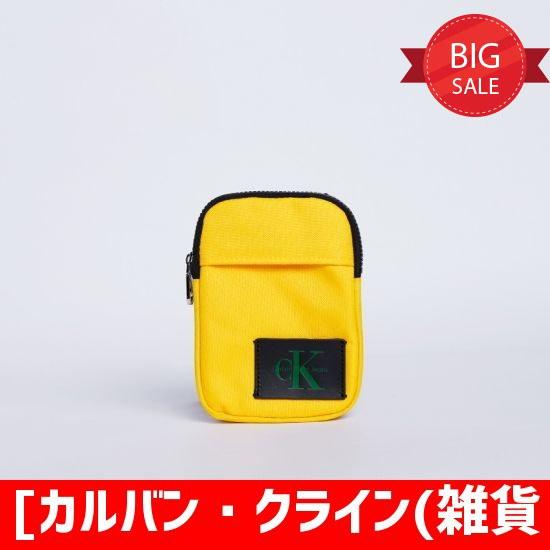 [カルバン・クライン(雑貨)]共用スポーツイセンショルミニクロスバック(DH1588K710) クロスバック/メッセンジャーバッグ/韓国バッグ/韓国ファッション