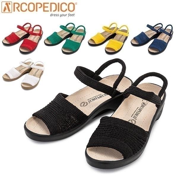 アルコペディコ Arcopedico サンダル クラシックライン シャープ 5061230 レディース コンフォートサンダル 靴 軽量 快適 外反母趾予防