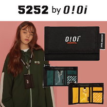 [OIOI] oioi 正品/ネックレス財布/ Almost Blue Collaboration/韓国のヒット商品/ALMOST BLUE X 5252 by O!Oi VELCRO WALLET