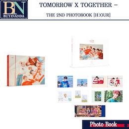 【発売日発送-当店特典付き】【TOMORROW X TOGETHER PHOTOBOOK】 THE 2ND PHOTOBOOK [H:OUR]  TXT フォトブック 1次予約