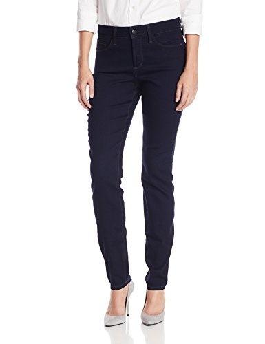 NYDJ Womens Alina Legging Fit Jeans In Resin Wash, Resin, 2