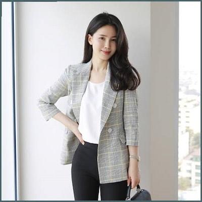 [、ベニト・][、ベニト・]カービンリンネンジャケット(2color) /ジャケット/テーラードジャケット/韓国ファッション