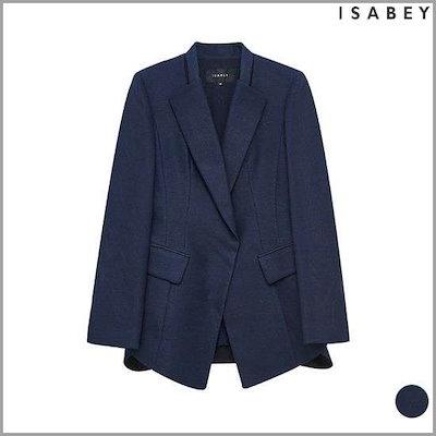 [理事ベイ]ネック・ステッチワンボタンソリッドジャケット(VQJAD2137) /テーラードジャケット/ 韓国ファッション
