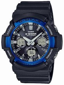 [カシオ]CASIO Gショック G-SHOCK 電波 ソーラー 電波時計 腕時計 メンズ タフソーラー GAW-100B-1A2JF [4549526172953-GAW-100B-1A2JF]