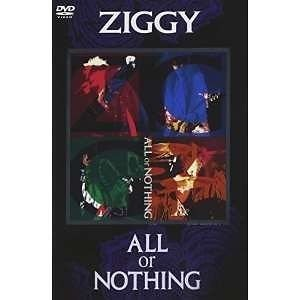 DVD/ALL or NOTHING/ZIGGY/TKBA-1216