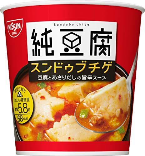 日清純豆腐スンドゥブチゲスープ17g6個