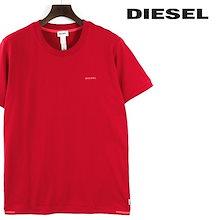 ディーゼル DIESEL Tシャツ メンズ ワンポイントロゴ 半袖 コットン UMLT-JAKE die-m-i-81-024