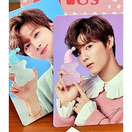 KPOP IDOL KIMWOOSEOK x TOUS BABY Promotional Official Photocard Set (2P)