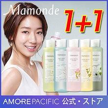 [マモンド/Mamonde] ローズ水90.97%合有💛250ml×2本💛ローズウォータートナー ★1+1★毎日使える豪華化粧水