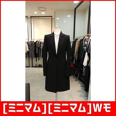 [ミニマム][ミニマム]Wモール基本ロングジャケットMRCGWJ7720 /デニムジャケット/ジャケット/韓国ファッション