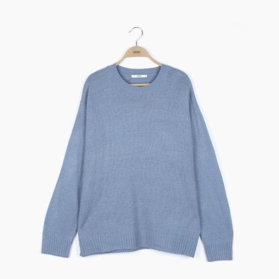 ミソラウンドシボリニートMIWKA7T26T ニット/セーター/韓国ファッション