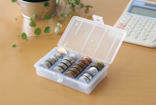 セパレートコインケース 現金を扱う仕事にオススメ コンパクトで片手に収まるサイズで使いやすい!