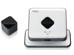 ★アイロボット / iRobot 床拭きロボット ブラーバ380j B380065