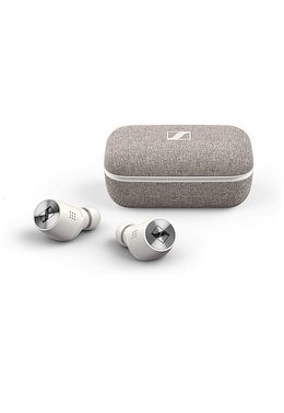 2個購入500円引き ゼンハイザー Bluetooth 完全ワイヤレスイヤフォン MOMENTUM True Wireless 2 M3IETW2 WHITE ノイズキャンセリング