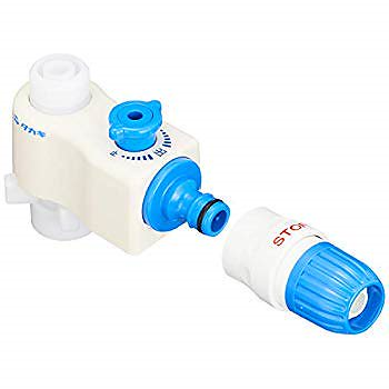 タカギ(takagi) 全自動洗濯機用分岐栓 全自動洗濯機から散水用に分水 G490