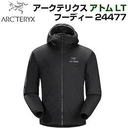 【送料無料】 Arcteryx   Atom LT Hoody/ アークテリクス アトム エルティ フーディー メンズ ジャケット アウター XS S M L サイズ ブラック 黒 アウトドア
