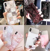大理石風iphoneXRケース iphoneXケースiphoneケース iphoneXs MAX ケースiPhone8ケースiPhone7ケース iPhoneXSケース iPhoneケース