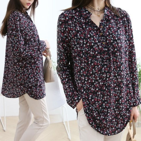 Macy s Girl Flower BL korean fashion style