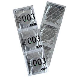 ゼロゼロスリー 0.03 お試しセット 12個入 /コンドーム スキン 避妊 避妊具 レッドリボン 薄い 厚い