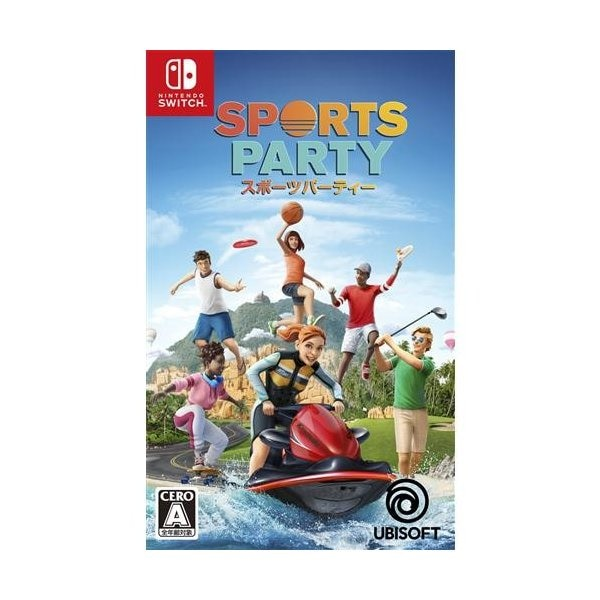 スポーツパーティー [Nintendo Switch]