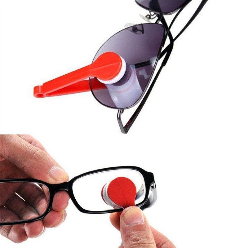 『メガネサングラス拭き』 小さいので持ち運びも楽にできます♪ 1個入り(新品)