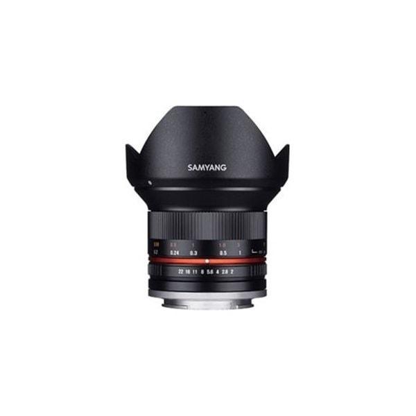 12mm F2.0 NCS CS ブラック [マイクロフォーサーズ用]