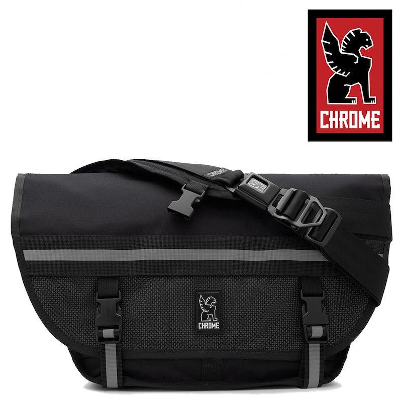 クローム メッセンジャー バッグ CHROME ショルダーバッグ BG-001 MINI METRO ナイト メンズ レディース