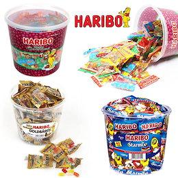 [ASMR×HARIBO GUMMI]  ★【ハリボーグミ】 クリスマス ゴールドベーレン スターミックス 〔3種類〕 Youtubeで話題 咀嚼音 グミ HARIBO 『送料無料』 ♪ 韓国直送
