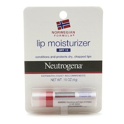 Neutrogena Norwegian Formula Lip Moisturizer SPF 15 SPF 15 0.15 oz. (Quantity of 6)
