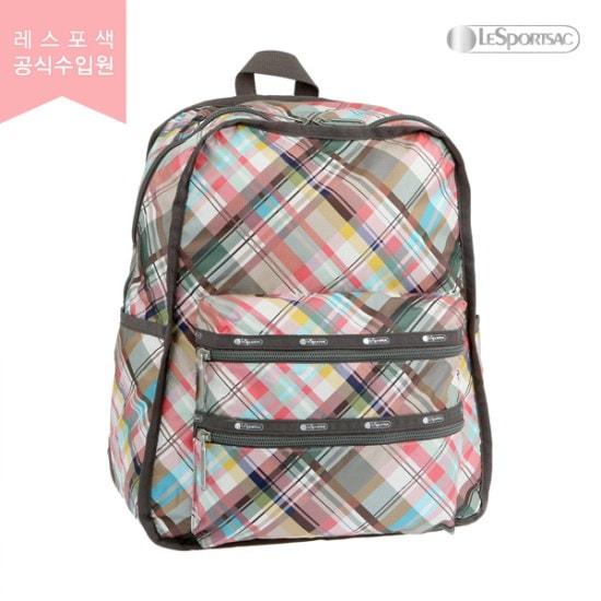 レスポセクリゾートマドラス・ファンクショナルバックパック2296G106 バックパック / 韓国ファッション / Korean fashion
