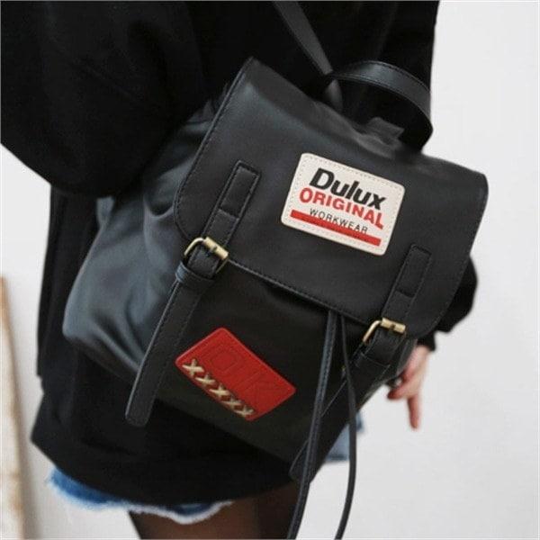 [韓国直送] オリジナルのパッチバックパック