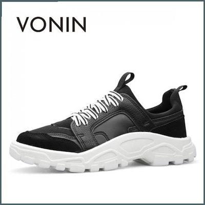 [ボニン(男性衣類)][ハーフクラブ/VONIN]ボニンコーラアクティブランナーネオプレンスニーカーYHE0 /女性スニーカー/カジュアル化/スニーカー/靴/