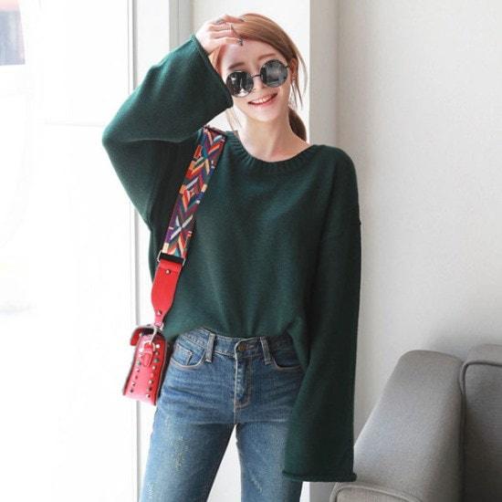 素である抱きしめてですknit ニット/セーター/ニット/韓国ファッション