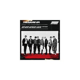 TREASURE EP. Map To Answer(Type-A)(DVD付) / ATEEZ (CD)