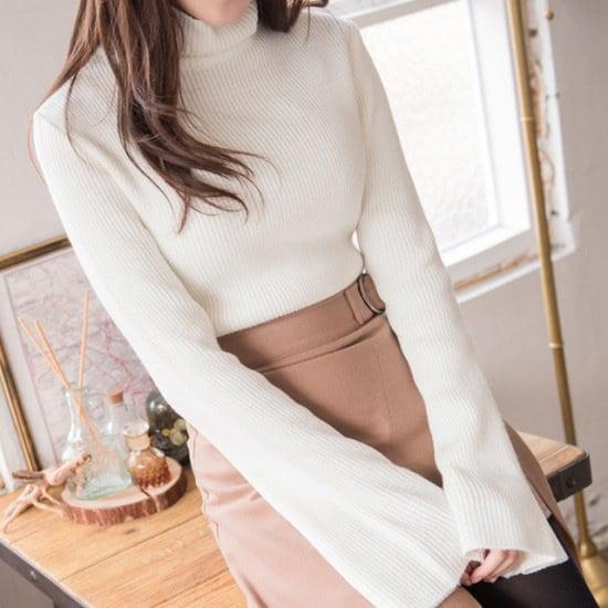 ララエルエルリナ・ニット ニット/セーター/ニット/韓国ファッション