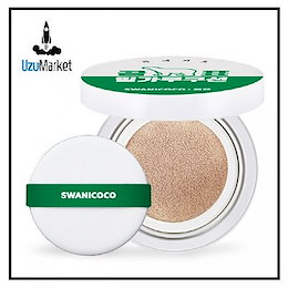 スワニーココゴムピョ小麦粉クッション 5g(SPF40)/ SWANICOCO Bear White Cushion Refill 5g