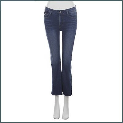 [シエロ]ミッダンデキディテールのブーツカット(SE2DPF240) /パンツ/面パンツ/韓国ファッション