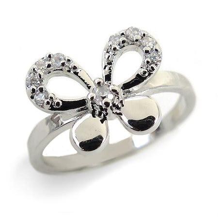 『広告の品 』売り切ります ピンキーリング リング 指輪 レディース シンプル きらきら パーティーや結婚式 プレゼント 3号 5号 7号 9号 11号 13号【あす楽】アクセONE 女性用 おしゃれ