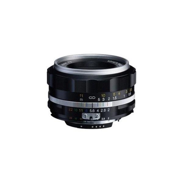 フォクトレンダー ULTRON 40mm F2 SL II S Aspherical [シルバーリム]