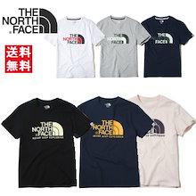 ✨THE NORTH FACE ザノースフェイス正品✨ホワイトラベル19年度新商品/RETRO 男女共用 ラウンドティーシャツ/NT7UK22